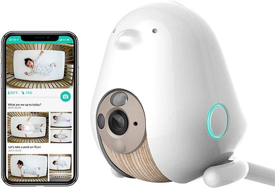 Cubo Ai Smart Baby Monitor