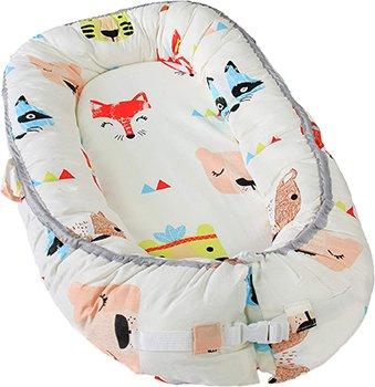 Little Archer & Co. Newborn Baby Nest
