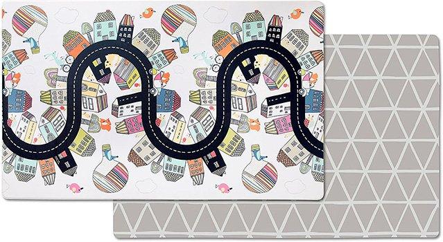 Skip Hop Doubleplay Reversible Playmat