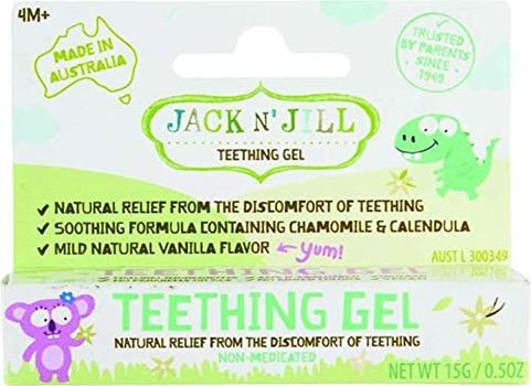 Jack N' Jill Teething Gel