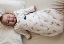 best baby sleeping bag and swaddle australia