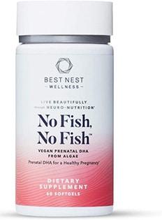 Best Nest Vegan Prenatal DHA