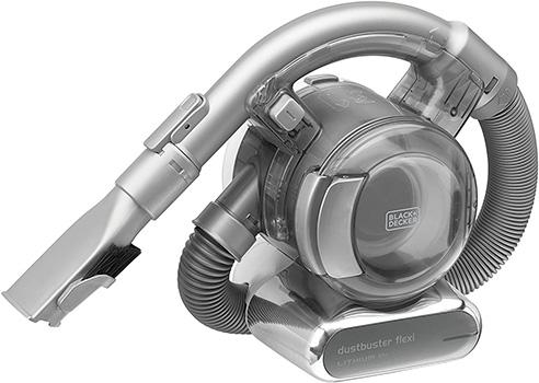 Black+Decker 18V Lithium-ion Dustbuster Flexi Hand Vacuum
