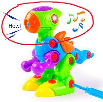 Dinosaur Toy Stem