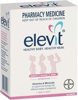 Elevit Healthy Baby Healthy Mum