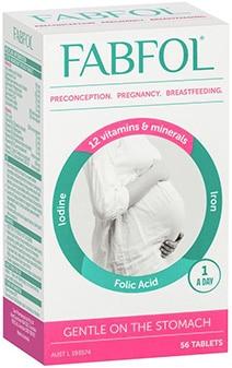 Fabfol Pregnancy Tab