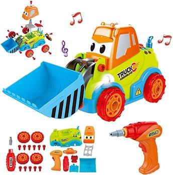 Remoking Construction Car Toys