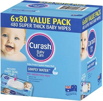 Curash Baby Wipes