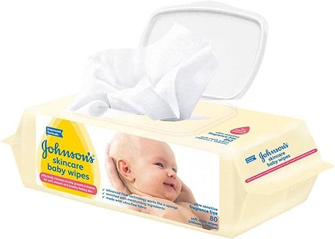 Johnson's Baby Wipes