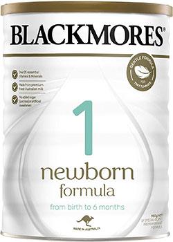 Blackmores Newborn Formula