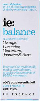 In Essence Balance Essential Oil