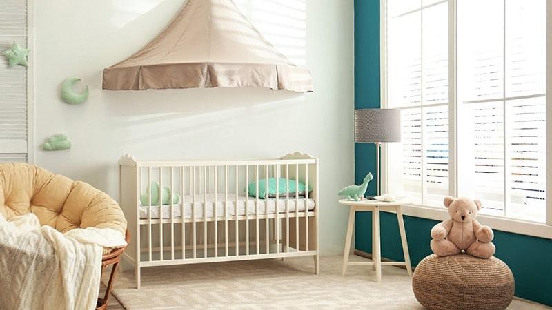 Nursery baby checklist