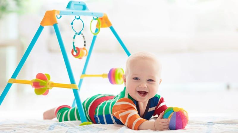 Toys baby checklist