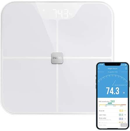 iHealth NEXUS Wireless Body Composition Scale