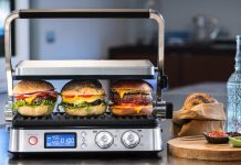 best sandwich press electric grill australia
