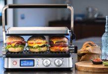best sandwich press electric grill australia
