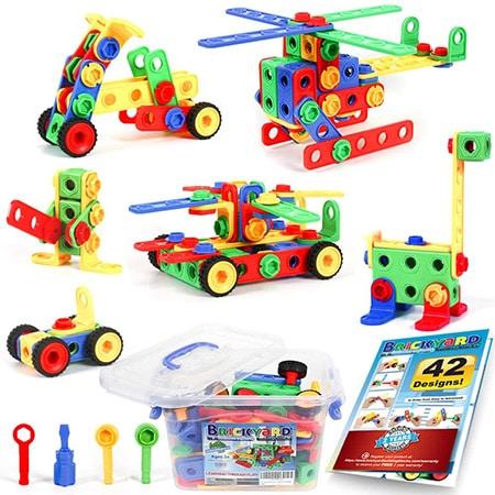 101 Piece STEM Toys Kit