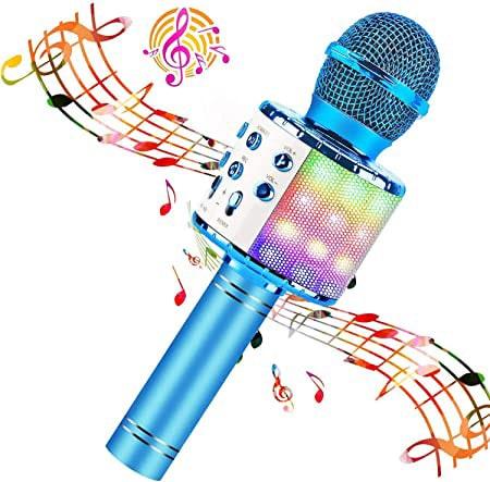 BlueFire 4 in 1 Bluetooth Karaoke Microphone