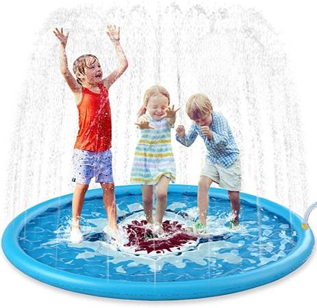 Jasonwell Sprinkle & Splash Play Mat