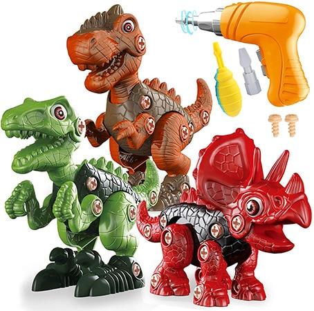 Teuvo Take Apart Dinosaur Toys