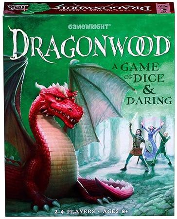 Gamewright Dragonwood Card Game