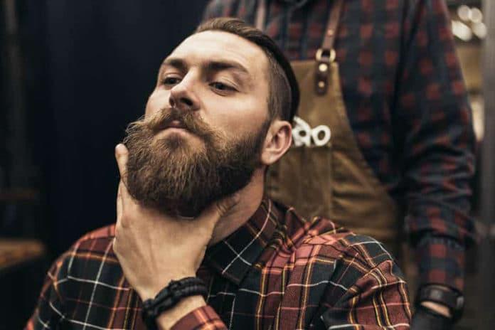best beard straightener Australia