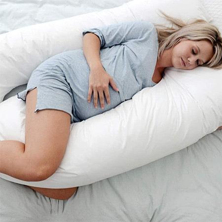 Woolcomfort Pregnancy, Breastfeeding and Body Pillow