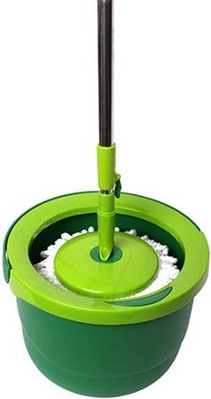 Sabco Compact Spin Mop Set