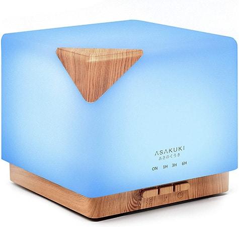 Asakuki Premium Essential Oil Diffuser