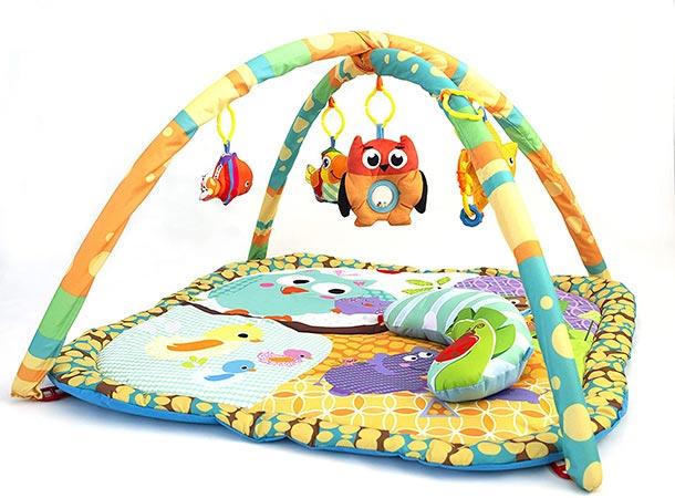 Little Archer & Co. Baby Floor Activity