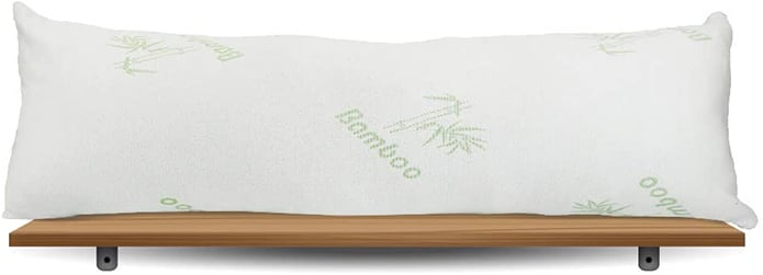 Luxor Australian Made Bamboo Nursing Support Pillow