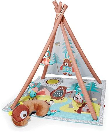 Skip Hop Camping Cub Activity Baby Gym